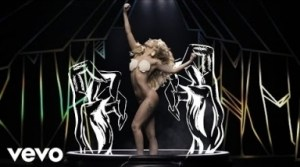 Video: Lady Gaga - Applause